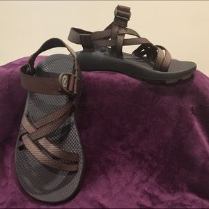 Chaco ZX/1 Classic Men's Sandals, Brown
